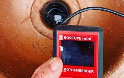 Kameralı Tıkanıklık Açma Robotlu Tesisatçı